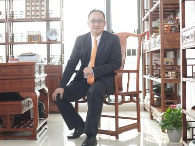 钟宇富——广禾堂生物科技(上海)有限公司董事长