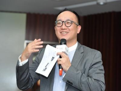 钟宇富――广禾堂生物科技(上海)有限公司董事长