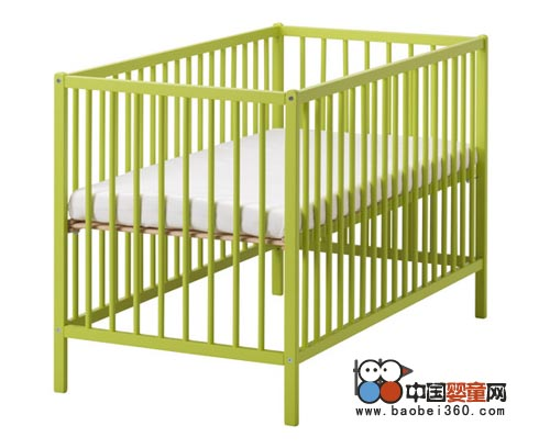 宜家索姆纳婴儿床