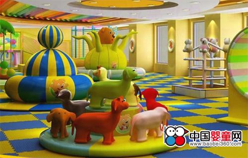 噜啦啦室内儿童乐园