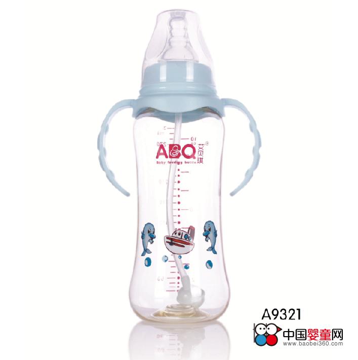 ABQ艾贝琪300标口PPSU奶瓶