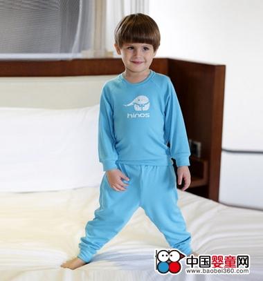 喜眠儿童排汗睡衣