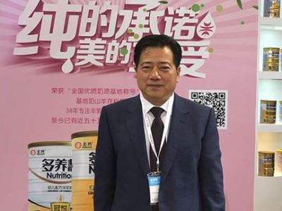 王宝印――陕西红星美羚乳业股份有限公司董事长