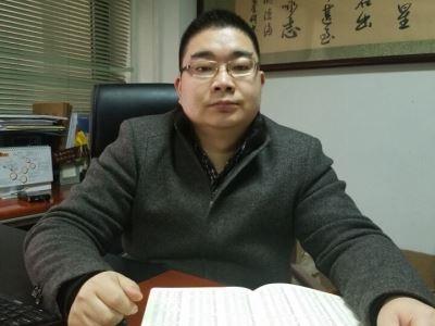羊奶粉品牌总经理李伟信