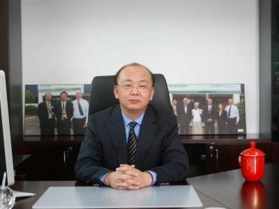 科学凝聚母爱 采访培芝总经理卢桂海