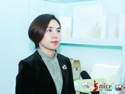 中国婴童网专访韵味妈妈王辉:黄金三角修复
