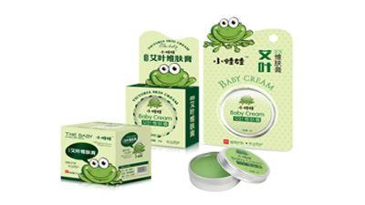小蛙娃婴童天然草本系列
