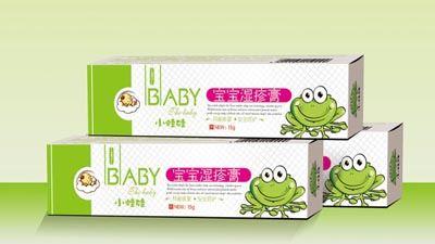 小蛙娃婴童驱蚊祛痱系列