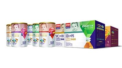 朵爱婴幼儿营养包
