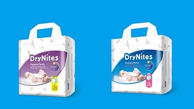 DryNites洁纳斯拉拉裤