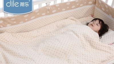 蒂乐婴儿床上用品系列