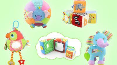 景宝玩具丨积木益智系列