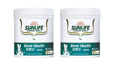 生命阳光骨骼营养系列