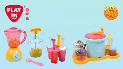 PLAYGO丨贝乐高快乐美食系列