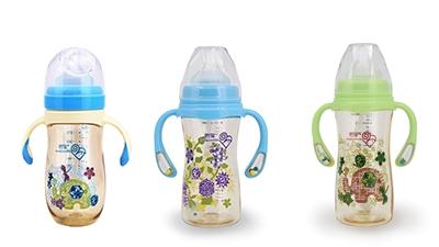 若宝3D宽口PPSU奶瓶系列