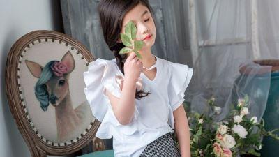 小小手 婴童女装外出服系列