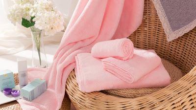 小小手洗浴毛巾系列